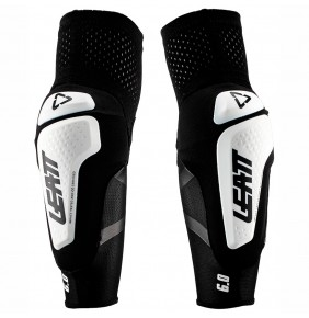 Coderas Leatt 3DF 6.0 White / Black