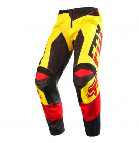 Pantalón FOX 180 Mako Yellow
