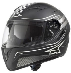 Casco Axo Blade Black / Grey