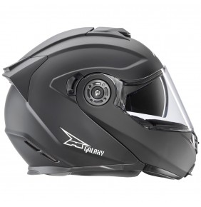 Casco Axo Galaxy Matt Black