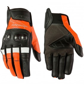 Guantes Axo Prorace XT Orange