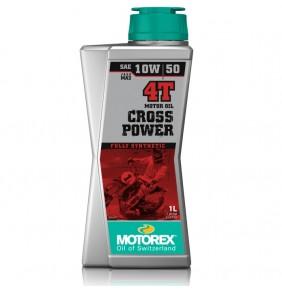 Aceite Motor Motorex Cross Power 4T 10W/50