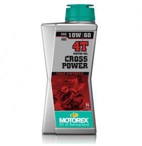 Aceite Motorex Cross Power 4T 10W/60