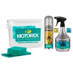 Kit Limpieza Motorex Moto Cleaning Kit