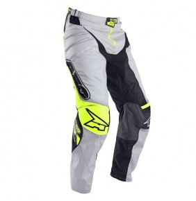 Pantalón Axo A2 Limited Edition Grey / Black / Yellow Fluo