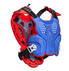 Peto Alpinestars A-1 Nations Limited Edition Roost Guard