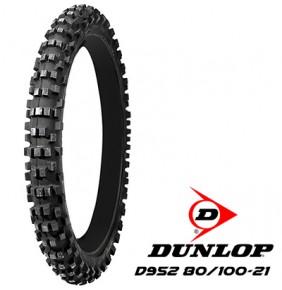 Neumático Delantero Dunlop D952 80/100-21
