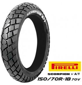 Neumático Trasero Pirelli MT90 Scorpion A / T 150/70R-18 (70 V)