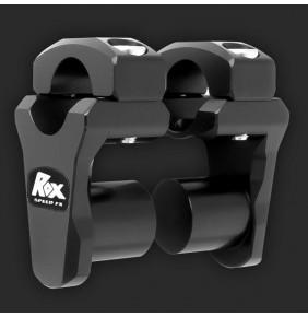 Alzas de Manillar Rox Speed FX 44.5mm Black
