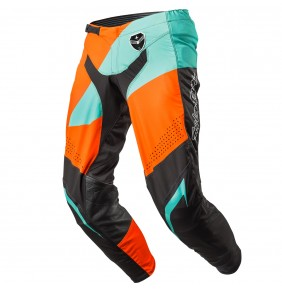 Pantalón KTM Troy Lee Designs Se Slash Pants Black 2019