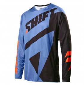 Camiseta Shift 3LACK Mainline Blue