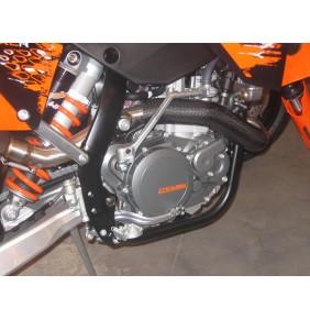 Protector Colector Carbono Racing KTM 400/450/530 EXC 2008-2011