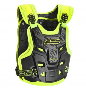 Peto Axo Defender Black Yellow Fluo