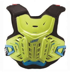 Peto Leatt 2.5 Lime / Blue Junior