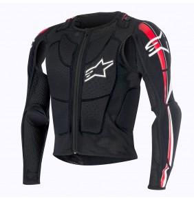 Peto Integral Alpinestars Bionic Plus Black Red White