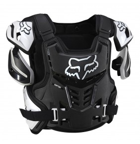 Peto FOX Raptor Black / White