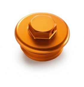 Tapón de Aceite KTM Factory Orange