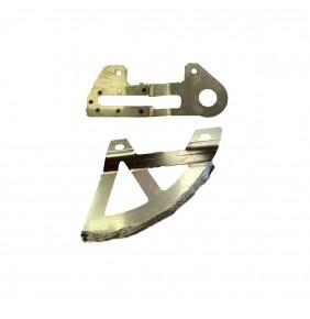 Protector Disco Freno Trasero Aluminio SX/EXC