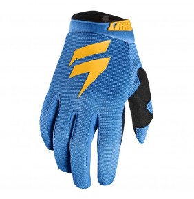 Guantes Niño Shift WHIT3 Air Orange / Blue