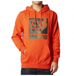 Sudadera Fox Grisler Blood Orange