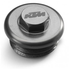 Tapón de Aceite KTM Factory Grey