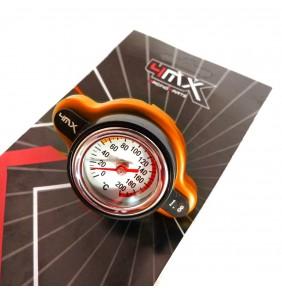 Tapón de Radiador con Indicador Temperatura Naranja (1.8 BAR) KTM SX-EXC 2017-2020 y Japonesas