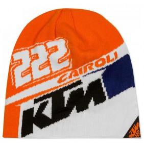 Gorro KTM Tony Cairoli 222 White / Blue / Orange 2020
