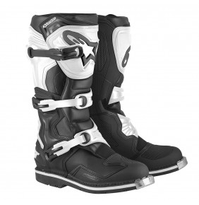 Botas Alpinestars Tech 1 Black White