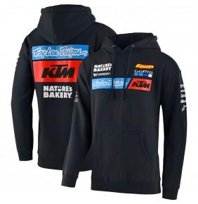 Sudadera Capucha KTM Troy Lee Designs Team Black 2020
