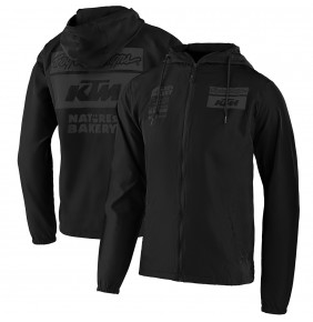 Chaqueta Cortavientos KTM Troy Lee Designs Team Windbreaker Black 2020