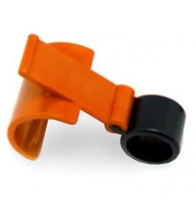 Bloqueo Freno Para Transporte V-Parts Naranja
