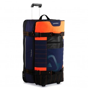 Maleta Acerbis X-TRIP Orange Blue