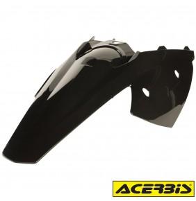 Guardabarros Trasero Acerbis KTM EXC / EXC-F 2004-2007 Negro