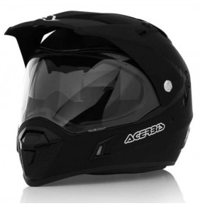 Casco Acerbis Active Black