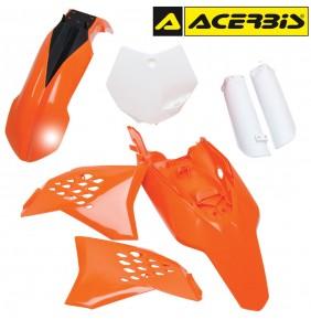Full Kit de Plásticos Acerbis KTM 65 SX 2012-2015 Réplica