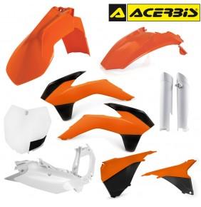 Full Kit de Plásticos Acerbis KTM SX / SXF 2013-2014 Réplica