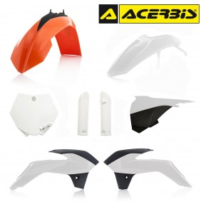 Full Kit de Plásticos Acerbis KTM 85 SX 2013-2017 Réplica