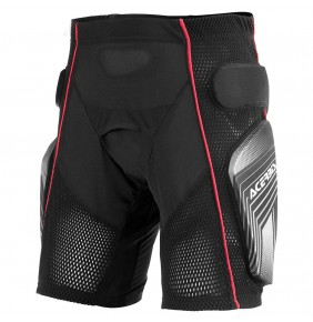Culotte Acerbis Soft 2.0 Black / Red