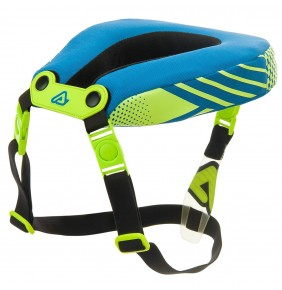 Collarín Cervical Acerbis 2.0 Infantil Fluo Yellow / Blue