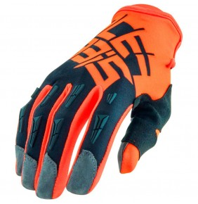 Guantes Acerbis MX X2 Orange / Black