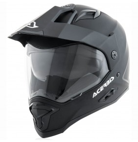 Casco Acerbis Reactive Black
