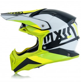 Casco Acerbis Impact 3.0 White / Green