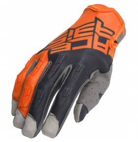 Guantes Acerbis MX X-P Orange / Grey