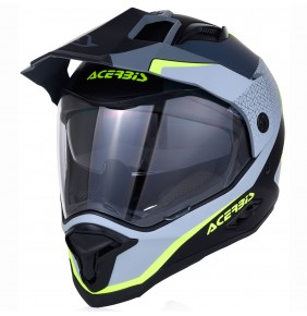 Casco Acerbis Reactive Graffix Black / Grey
