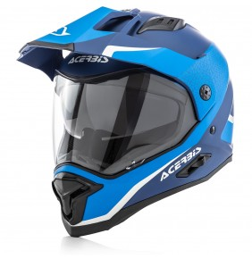 Casco Acerbis Reactive Graffix Blue