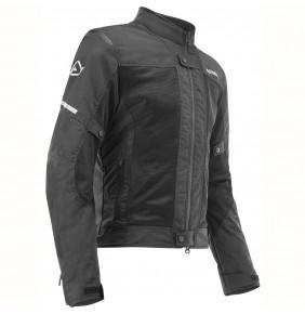 Chaqueta Verano Acerbis CE Ramsey My Vented 2.0 Jacket Black