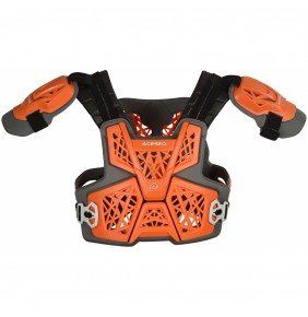 Peto Acerbis Gravity Roost Deflector Orange 2020