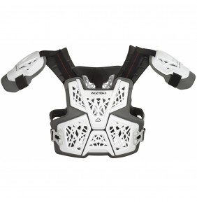 Peto Acerbis Gravity Roost Deflector White 2020