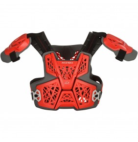 Peto Acerbis Gravity Roost Deflector Red 2020