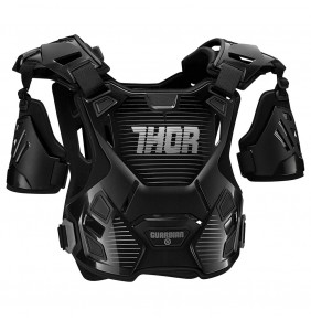 Peto Niño Thor Youth Guardian Black / Silver 2017
